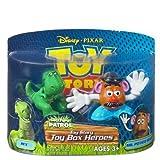 Rex & Mr Potato Head Toy Story Toy Box Heroes (Backyard Patrol)