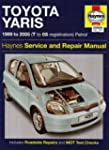 Toyota Yaris Petrol Service and Repai...