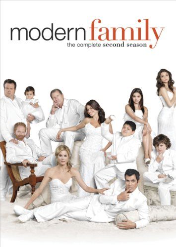 Cover art for  Modern Family: The Complete Second Season