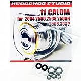 11カルディア 3000用 MAX11BB フルベアリングチューニングキット 【 HEDGEHOG STUDIO / ヘッジホッグスタジオ 】