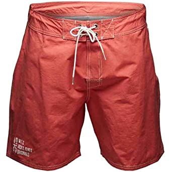 Jack and Jones Goal swim shorts spiced coral Spiced Coral Large