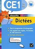echange, troc Sophie Valle - Chouette - Dictées CE1