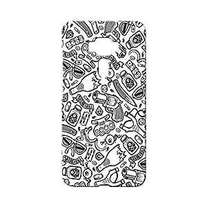 G-STAR Designer Printed Back case cover for Lenovo Zuk Z1 - G6078