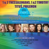 img - for (32) 1,2 Thessalonians - 1,2 Timothy-Titus-Philemon, The Word of Promise Next Generation Audio Bible: ICB book / textbook / text book