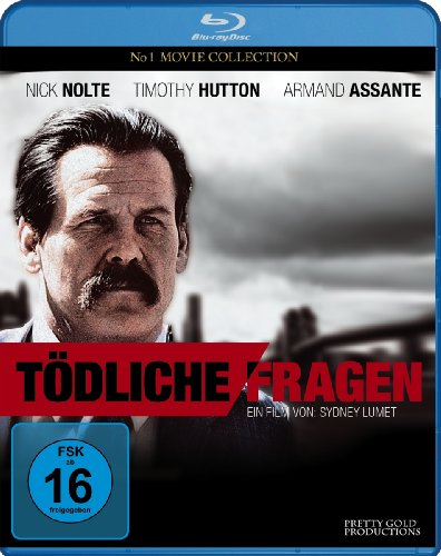 Tödliche Fragen [Blu-ray]