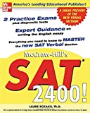 SAT 2400!: A Sneak Preview of the New SAT English Test (0071416676) by Rozakis, Laurie