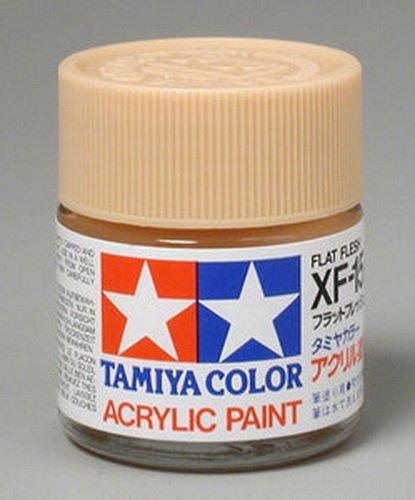 Tamiya Acrylic XF15 Flat Flesh 23ml Bottle - 1