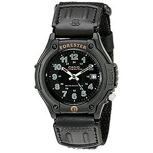 CASIO Men's FT500WVB-1BV Forester Sport Watch