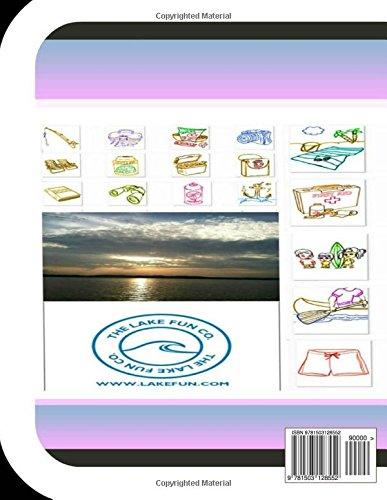 Murray Lake Fun Book: A Fun and Educational Book About Murray Lake
