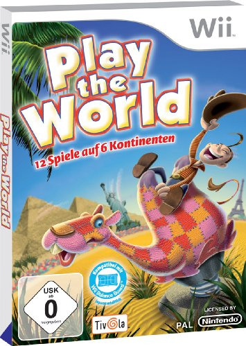 Play the World (Nintendo Wii)