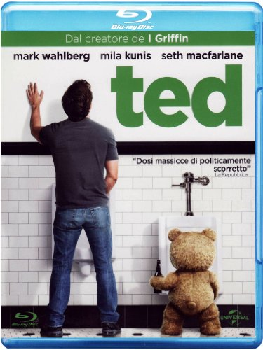 Ted [Blu-ray] [Import anglais]
