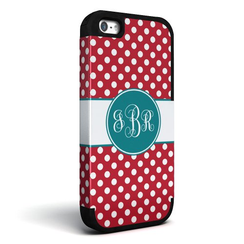 Monogrammed Phone Cover