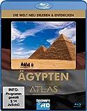 DVD Cover 'Ägypten - Discovery Atlas [Blu-ray]