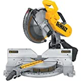 DEWALT DW716 12 in. Double-Bevel Compound Miter Saw (Color: Yellow Only Miter Saw, Tamaño: 1
