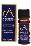 Absolute Aromas Organic Grapefruit Essential Oil