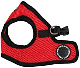 Harness - Soft B Vest RED LG