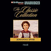 Heidi Audiobook by Johanna Spyri Narrated by Marnie MacAdam