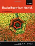 img - for Electrical Properties of Materials by L. Solymar (2004-01-22) book / textbook / text book
