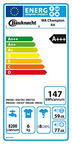 Bauknecht-WA-Champion-64-Waschmaschine-FL-A-147-kWhJahr-1400-UpM-6-kg-8200-LJahr-Startzeitvorwahl-Unterbaufhig-wei