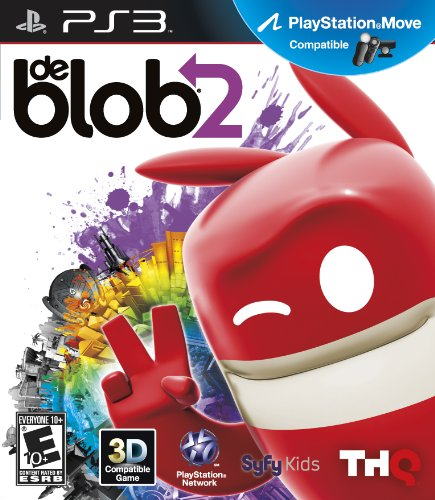 THQ Toys de Blob 2 for Sony PS3 Move