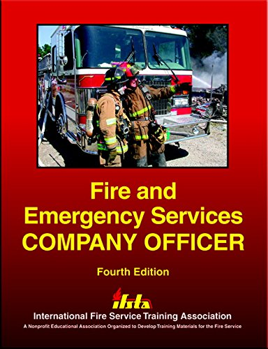 Fire and Emergency Services Company Officer (4th Edition) (Ifsta Company Officer compare prices)