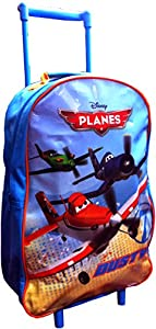 Disney Planes Wheeled Bag by Trade Mark Collections