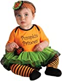 Pumpkin Princess Baby Costume