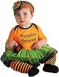 Pumpkin Princess Baby Costume
