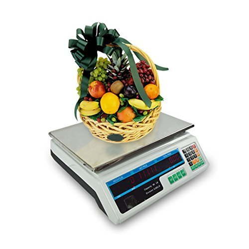 60 Lb Digital Price Computing Food Scale Produce Meat by Core stone