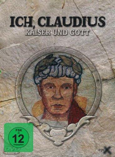 Ich, Claudius - Kaiser und Gott, Folge 01-13 [5 DVDs] [Special Edition]