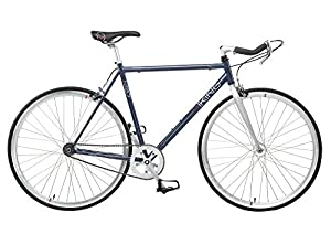 Viking Track Fixed Wheel Bike - Blue, 56 cm by Viking