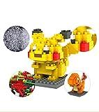 GAMT-Padres-E-Hijos-Juego-Educativo-Con-Pequea-Partcula-de-Pokemon-Building-Blocks