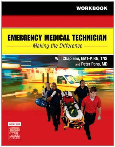 Workbook for Emergency Medical Technician: Making the Difference, 1e