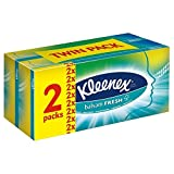 Kleenex Balsam Fresh Menthol Tissues Regular (72 per pack x 2)