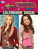 Hannah Montana. Calendario social