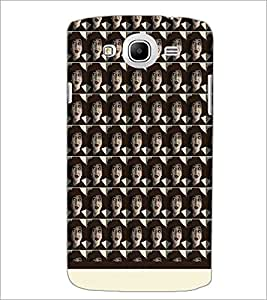 PrintDhaba Face pattern D-1550 Back Case Cover for SAMSUNG GALAXY MEGA 5.8 (Multi-Coloured)