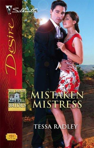 Image of Mistaken Mistress (Silhouette Desire)