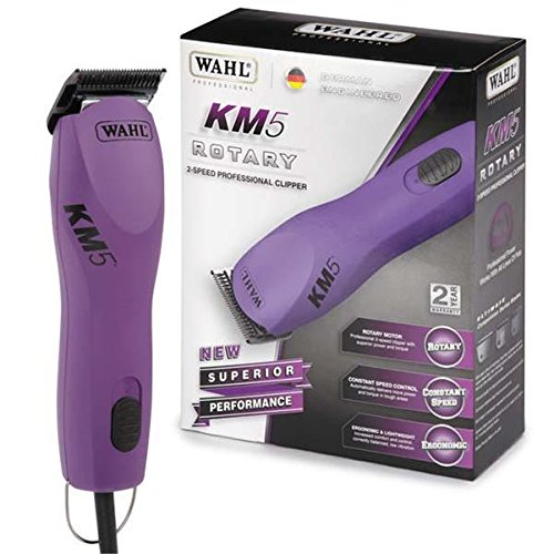 Wahl 9787 Km5 Professional 2 Speed Corded Clipper Kit, By Wahl Professional Animal