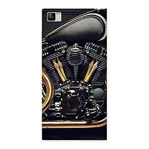 Chopper Engine Back Case Cover for Xiaomi Mi3
