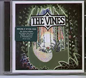 Vines Vines Highly Evolved Cd Not Vinyl Amazon