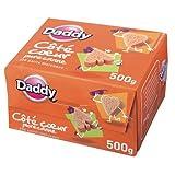 Daddy(ダディ) トランプブラウンシュガー 角砂糖500g