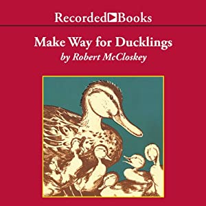 Make Way for Ducklings Audiobook