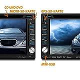 2DIN-Autoradio-CREATONE-V-336DG-mit-GPS-Navigation-Europa-Bluetooth-Touchscreen-DVD-Player-und-USBSD-Funktion