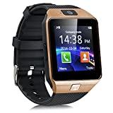 Padgene DZ09 Bluetooth Smart Watch with Camera for Samsung S5 / Note 2 / 3 / 4