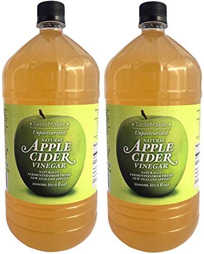 TasteMaker Apple Cider Vinegar Premium Quality 1 Gallon. Contains the Mother of Vinegar Essential to get the Full Health Benefits. Highest Quality Vinegar from New Zealand. 100% Naturally Fermented. (Raw Apple Juice compare prices)