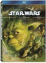 Star Wars - Trilogia Prequel 3 Blu-ray