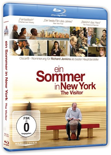 Ein Sommer in New York - The Visitor [Blu-ray]
