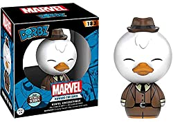 Dorbz: Guardians of the Galaxy - Howard the Duck Vinyl Figure!