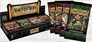 Set of all 4 Ascension Theme Pack Expansions