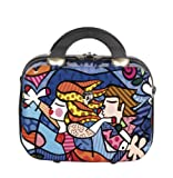 Heys USA Luggage Britto Love Blossoms Hardside Beauty Case